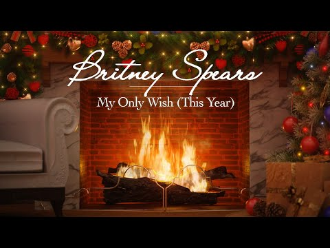 britney-spears---my-only-wish-(this-year)-(official-yule-log)