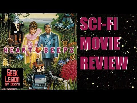 HEARTBEEPS ( 1981 Andy Kaufman ) Sci-Fi Robot Comedy Movie Review