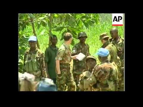 SIERRA LEONE: SITUATION UPDATE: FRONTLINE