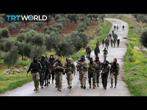 Are Turkish forces set for Manbij?