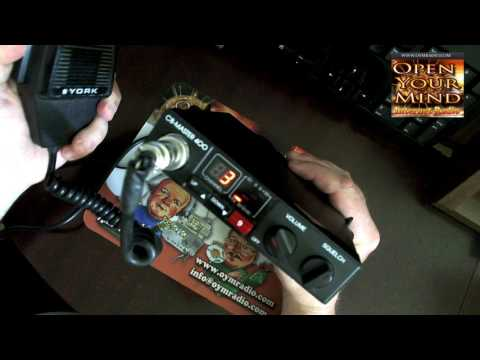 Open Your Mind (OYM) Radio - CB Radio For Beginners & Preppers! - July 2017