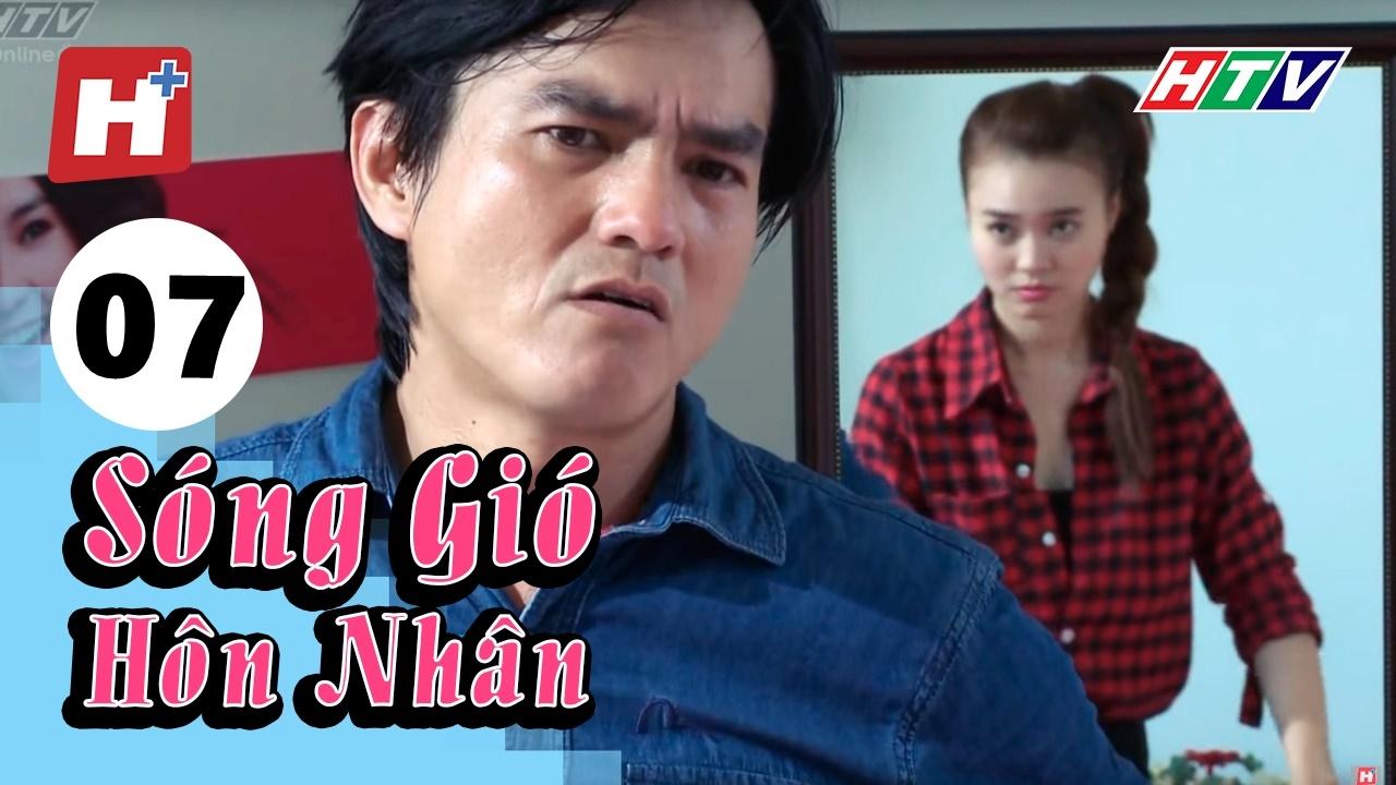 Sóng Gió Hôn Nhân – Tập 07   Phim Tình Cảm Việt Nam Hay Nhất 2017