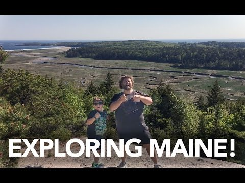 Day 10: Exploring Maine