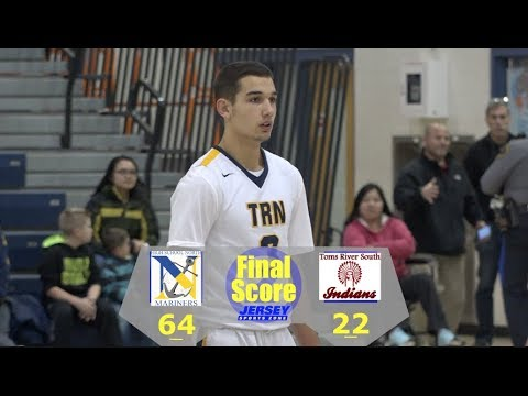 Toms River North - 64 Toms River South - 22 |  Boys Basketball - Shore Conference |
