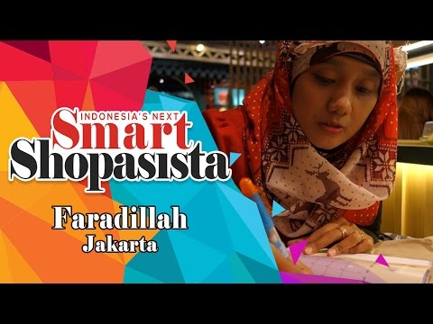 Episode 6 | Indonesia's Next Smart Shopasista (Faradillah - Jakarta)