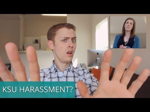 Harassment At KSU?!