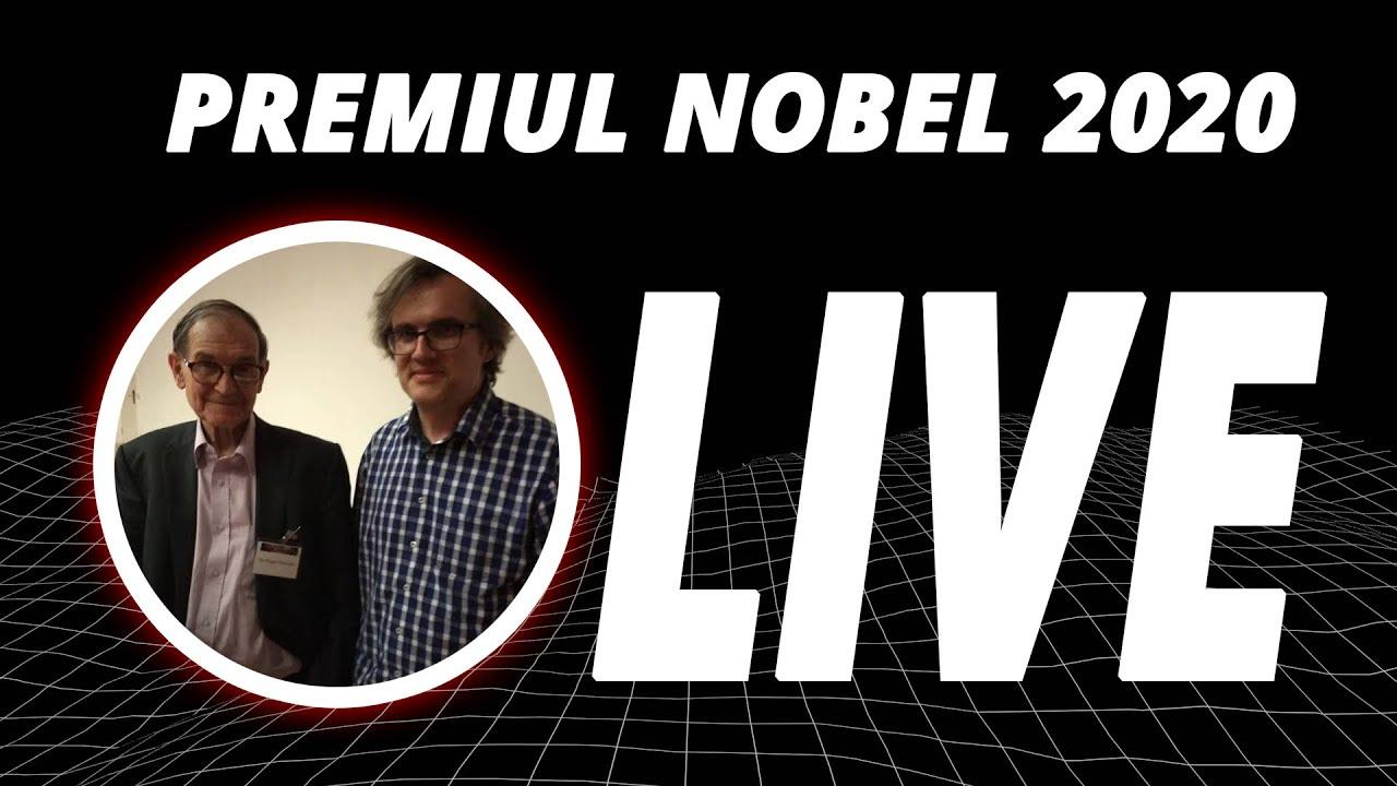 Premiul Nobel 2020 în fizică