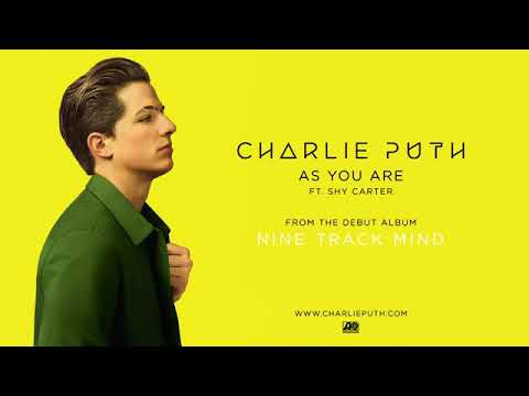 Download Charlie Puth- As You Are ft. Shy carter official audio