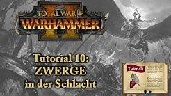 Die ZWERGE - Tutorial 10 - Total War: Warhammer 2 deutsch