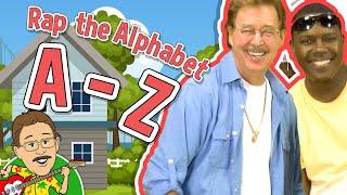 Rap the Alphabet   A-Z   Jack Hartmann