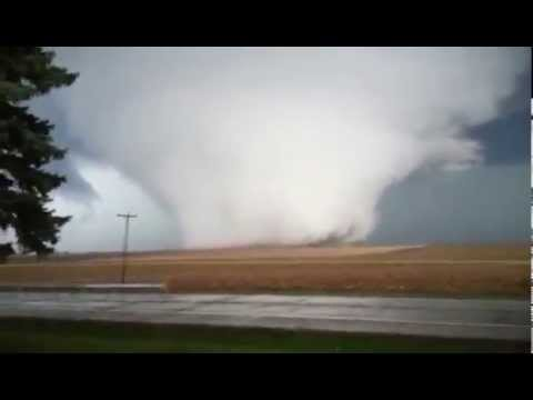 Rochelle, Illinois Tornado April 9 2015
