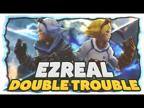 C9 Sneaky | EZREAL DOUBLE TROUBLE