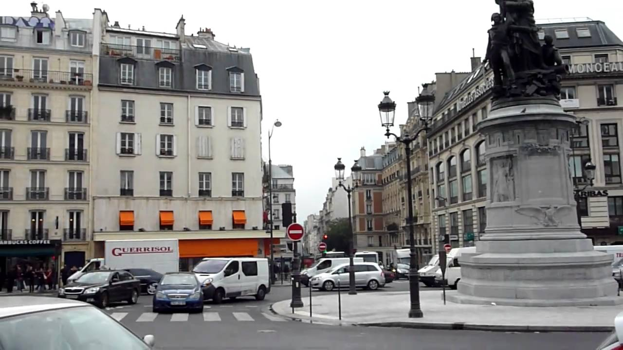 Place de clichy paris youtube for Place de clichy castorama
