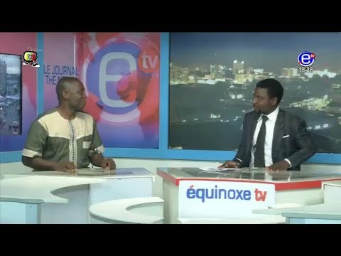 EQUINOXE TV - 6PM NEWS (HOST: NGWANE Basil - School Principal)- Thursday, 05th October 2017