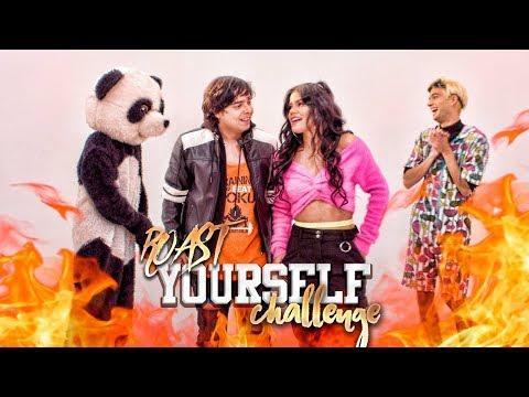 ROAST YOURSELF CHALLENGE - Yolo Aventuras