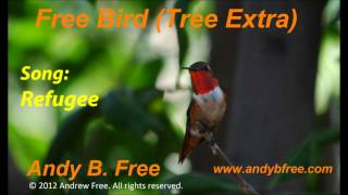 "Andy B. Free - Refugee - Soft Rock Song - from the album ""Free Bird (Tree Extra)"""