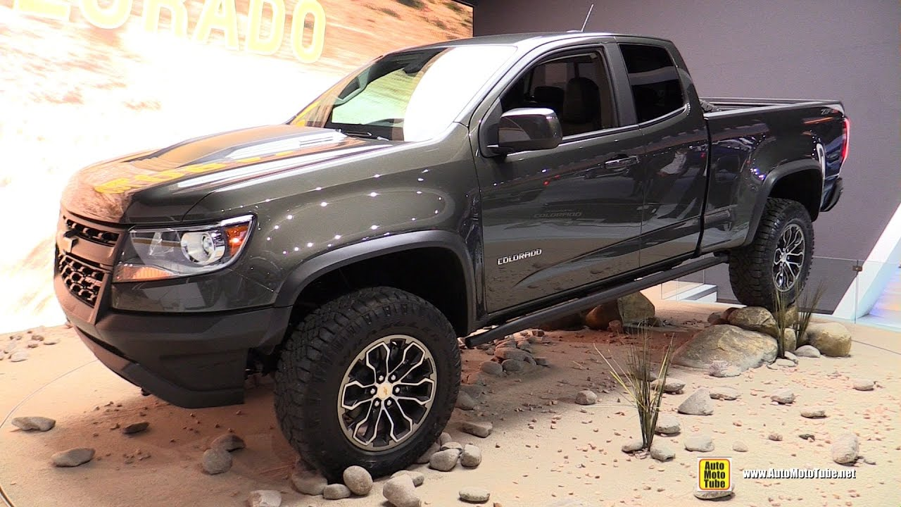 2017 chevrolet colorado zr2 exterior and interior. Black Bedroom Furniture Sets. Home Design Ideas