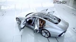 Новинки Авто  Mercedes Benz Ultra Concept GT  Самый Быстрый Мерседес Бенц AMG Видео Авто Года