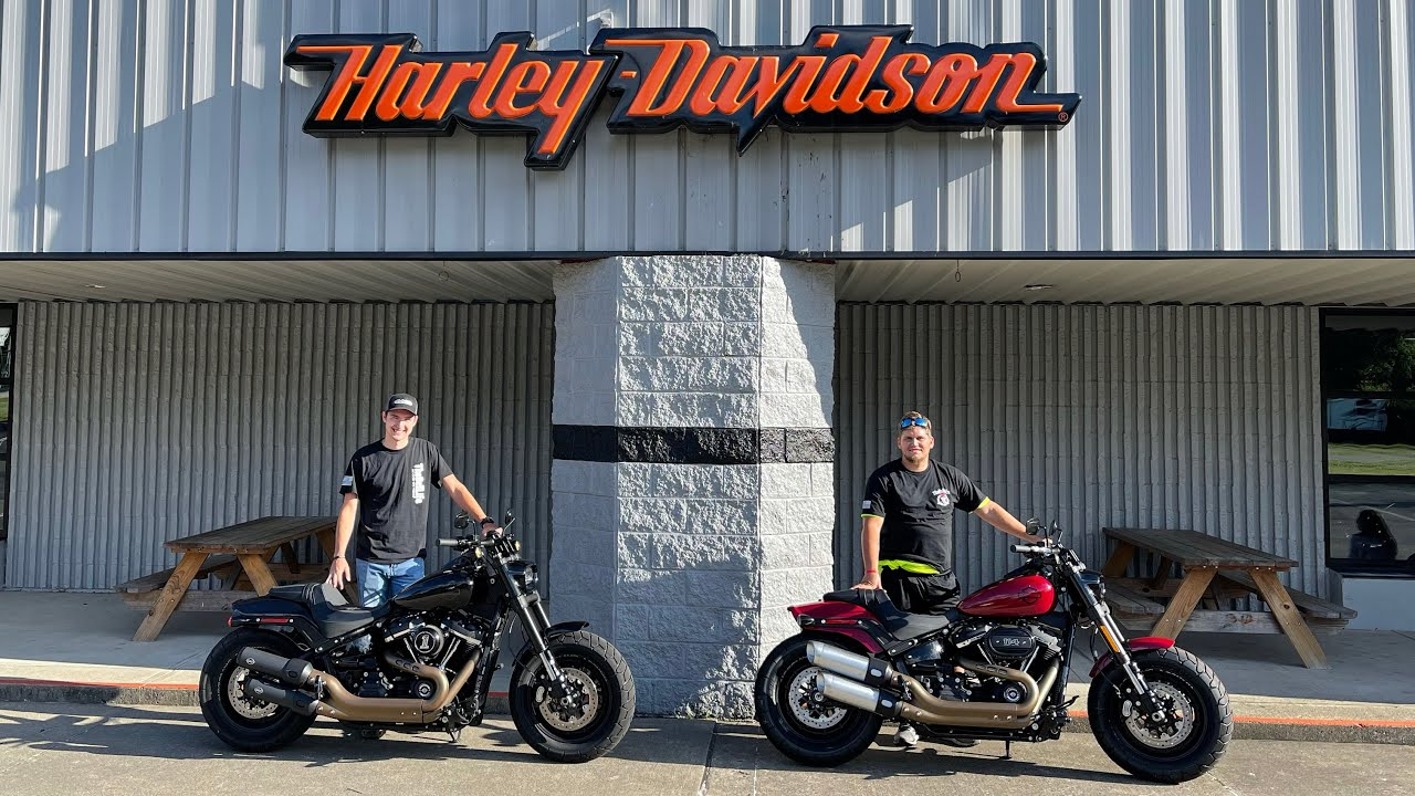 Download Garren And Michael Get There First Harley Davidsons!!! (TheBellLife)