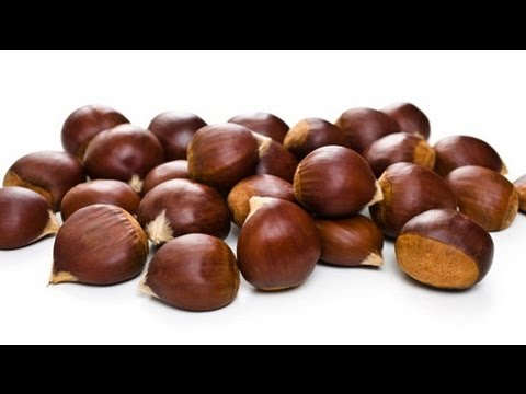 Health Benefits Of Chestnuts - Nutritional Information