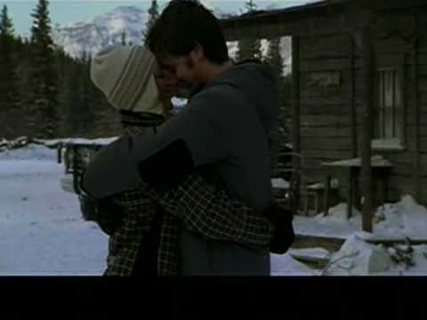Heartland: Amy Kisses Ty On The Nose