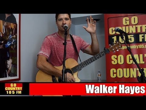 Walker Hayes Performs