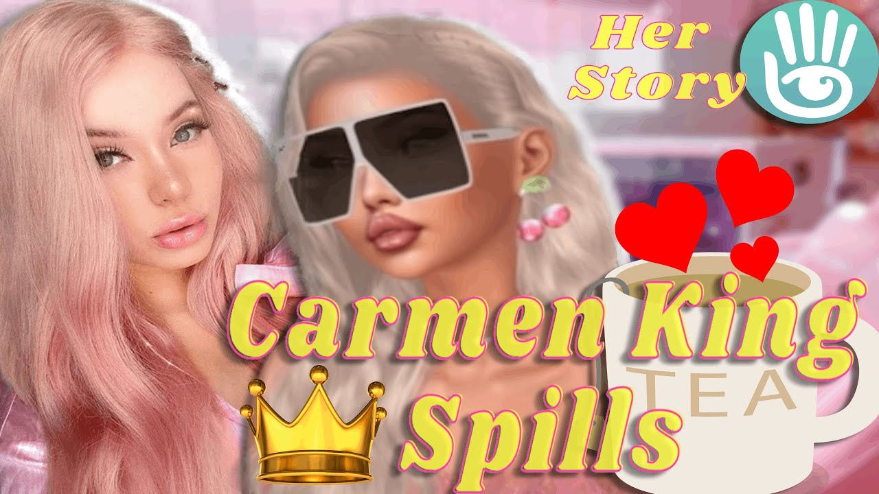 Carmen King Second Life