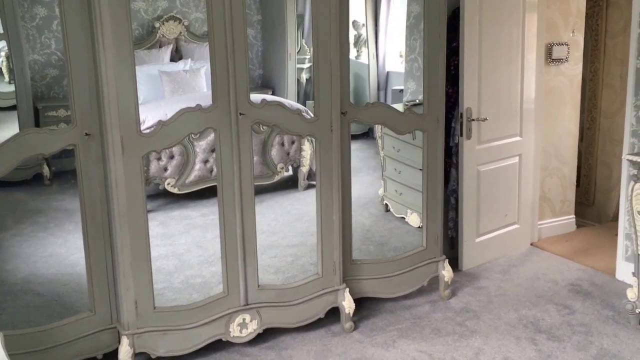 The most beautiful bedroom in the world by welbrook interiors youtube - The most beautiful bedroom in the world ...