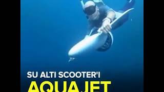 Su Altı Scooter ı AquaJet