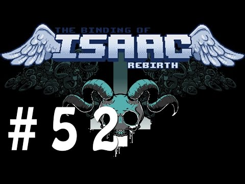 The Binding of Isaac Rebirth | Episode 52 | Popular Synergy: First Floor Guppy
