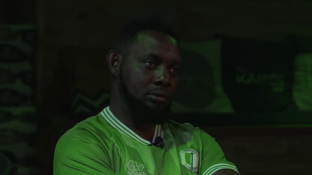 MARLEY COAL -  NEXTNAIJACOMEDY AUDITION