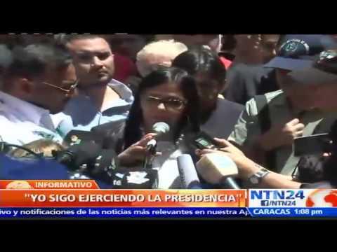 Cancilleres de Mercosur tienen encuentro en Buenas Aires e impiden a Delcy Rodríguez ingresar