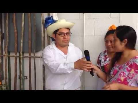 Hanal Pixan- concurso de altares en la...