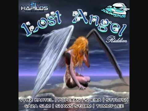 LOST ANGEL RIDDIM MIXX - VYBZ KARTEL, TOMMY LEE, POPCAAN, GAZA SLIM SHAWN STORM