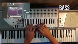 Download Lagu Calvin Harris, Dua Lipa - One Kiss [INSTRUMENTAL REMAKE with Free VSTS and Analog Lab] Mp3