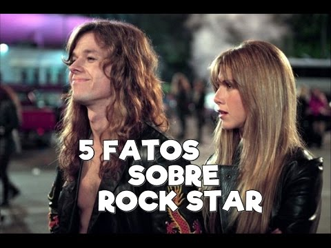 5 FATOS SOBRE - ROCK STAR (Filme)