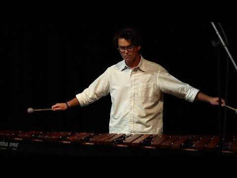 Eastman School of Music Pre-screening (Percussion) — Cooper Johnson