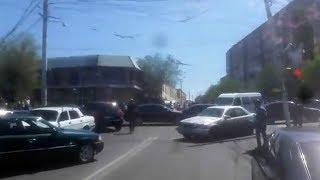 Ցուցարարները արգելափակել են Մալաթիա-Սեբաստիա վարչական շրջանի փողոցները