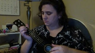"""See You Once Again"" -- ukulele original for 50/90 2013"