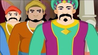 Akbar and Birbal Story in Tamil - What the Sun and Moon Cannot Do - Tamil Short Stories for Kids