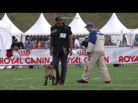 French Championship Ring 2017 Calais Attaques Attacks 18'