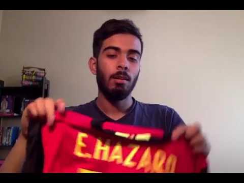 Fotbollnation.com - Billiga Fotbollströjor Recension: Belgien 2016 Hemmatröja