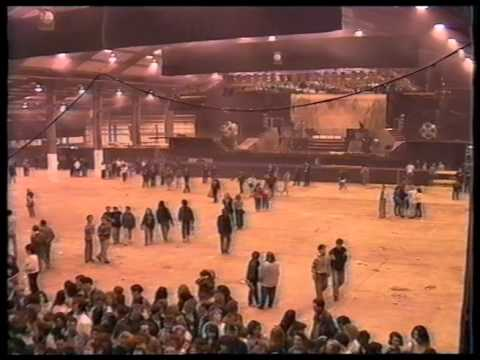 Wet Wet Wet open AECC as a music venue  3rd March 1990