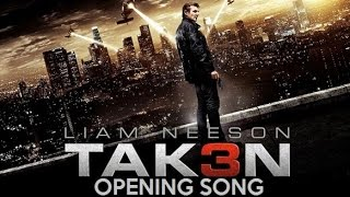 #Taken 3 Opening Song | Glass Animals - Toes (Lyric Video)