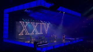 Bruno Mars - 24K Magic (Live in Auckland - 2 March 2018)