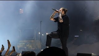 POST MALONE- I FALL APART LIVE IN SAN DIEGO 06/21/18