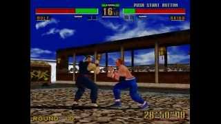 Arcade Longplay [326] Virtua Fighter 2