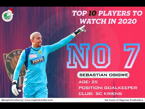 Top 10 Players to Watch in 2020 | No 7: Sebastian Osigwe (SC Kriens)