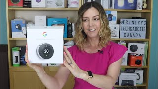 Google Nest Smart Learning Thermostat 3rd Gen Blogger Review