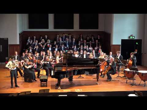 Bromsgrove School - Nelson Mass & other Orchestral Works - Josh O-P (Horn)